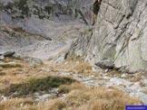 Via Normale Monte Frisson - Canale di salita