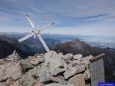 Via Normale Monte Frisson - Croce di vetta