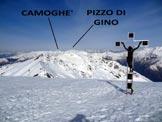 Via Normale Monte Bregagno - dai Monti di Gallio - Panorama dalla vetta del M. Bregagno