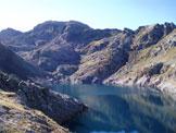 Via Normale Pizzo dei Tre Signori - Uno dei laghi