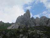Via Normale Pic Chiadenis - Rifugio Calvi e Pic Chiadenis