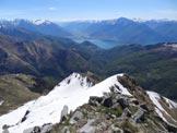 Via Normale Monte Torresella – Cresta E - In discesa, sulla cresta E