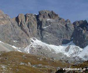 Via Normale Monte La Banca
