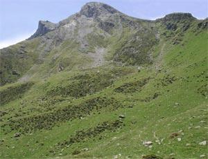 Via Normale Monte Pancherot