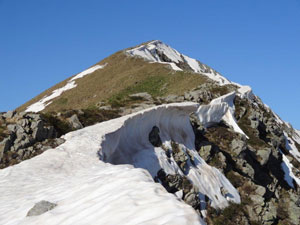 Via Normale Monte Colombana