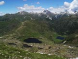 Via Normale Monte Molter - Panorama dalla cima