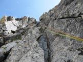 Via Normale Cima d´Asta - Via Lino-Egidio - Tiro 4