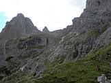 Via Normale Sasso delle Lede - Vallon delle Sedole