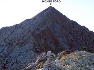 Via Normale Monte Toro - Cresta NW