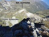 Via Normale Monte Toro - Cresta NW - Sull�ultimo tratto di cresta NW