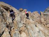 Via Normale Pizzo Cassandra - Cresta Sud - Facili passaggi lungo la cresta S