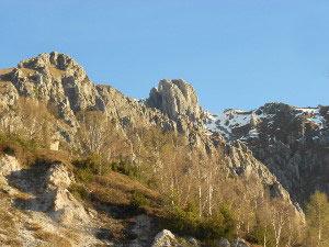 Via Normale Grigna Meridionale - Cresta Sinigaglia
