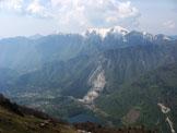 Via Normale Monte Misone - Panorama