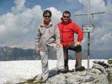 Via Normale Monte Misone - Croce di Vetta