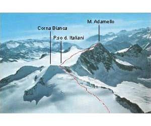 Via Normale Monte Adamello