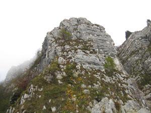 Via Normale Monte Cengio - Via Erica e Alice