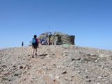 Via Normale Monte Ida - Sulla cima