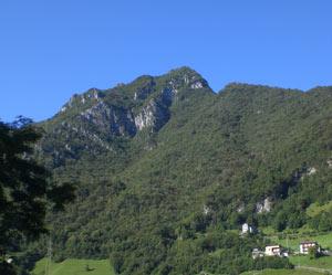 Via Normale Monte Zucco