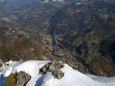 Via Normale Monte Zucco - Panorama dalla cima