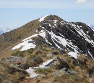 Via Normale Monte Massone