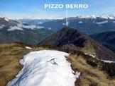Via Normale Pizzo Dosso Cavallo - Panorama di vetta