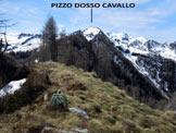 Via Normale Pizzo Berro – Pizzo Dosso Cavallo - Lungo la traversata di cresta