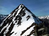 Via Normale Cima Pizzinversa – Pizzo Pidocchio - La cresta N della Cima Pizzinversa Settentrionale