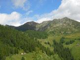 Via Normale Monte Pisello / Monte di Talamona - Da sinistra: Monte Pisello, Monte Culino e Monte Lago (traversata)
