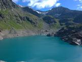 Via Normale Corno delle Granate - Lago Baitone