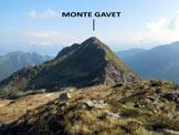 Via Normale Monte Moro - Panorama di vetta, verso N