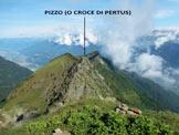 Via Normale Pizzo di Presio - Panorama di vetta, verso NW