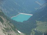 Via Normale Pizzo Brunone - Il Lago di Scais