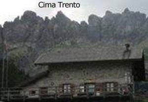 Via Normale Cima Trento