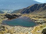 Via Normale Cima di Terento (Eidechspitze) - ll lago Kompfosssee