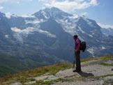 Via Normale Lauberhorn - In vetta al cospetto della Jungfrau