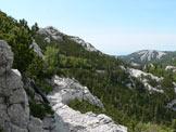 Via Normale Mali Rajinac - Premužićeva Staza