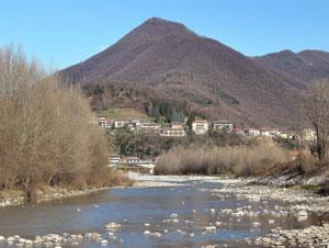 Via Normale Monte Ubione