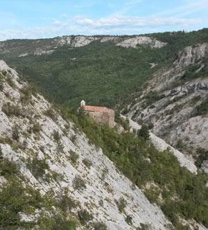 Via Normale Monte Stena - Griza