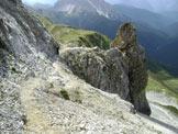 Via Normale Monte Cavallino - Cengia di salita