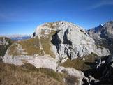 Via Normale Monte Palazza - Vetta dall´anticima