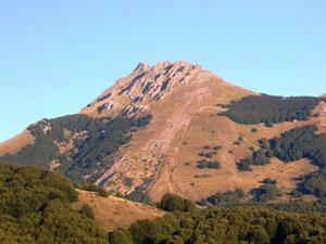 Via Normale Monte Alto