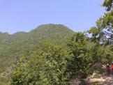 Via Normale Monte S. Emiliano - Verso il Monte S. Emiliano