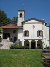 Via Normale Monte S. Emiliano - Rifugio e Santuario
