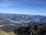 Via Normale Monte Lovinzola - Panorama dalla cima