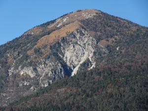 Via Normale Monte  Talm