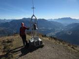 Via Normale Monte  Talm - Dalla vetta verso valle