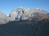 Via Normale Monte  Talm - Dalla vetta verso Coglians