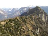 Via Normale Zimon de Cajada - Cresta W di salia