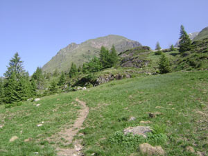 Via Normale Monte Crapel