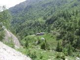 Via Normale Monte Crapel - Rifugio Gianpace